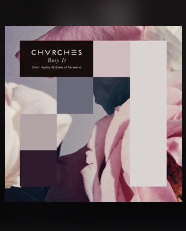 "Chvrches perform new single ""Bury It"" live for the first time at Bonnaroo with Hayley Williams"
