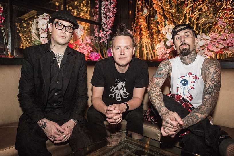 "Blink 182 releases new song ""Rabbit Hole"""
