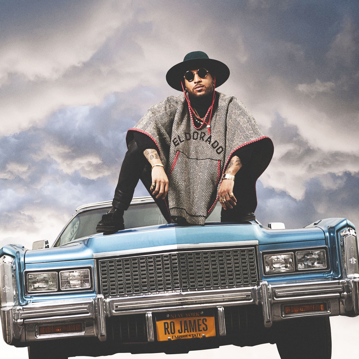 "Artist Spotlight: Ro James answers the call in debut ""Eldorado"""