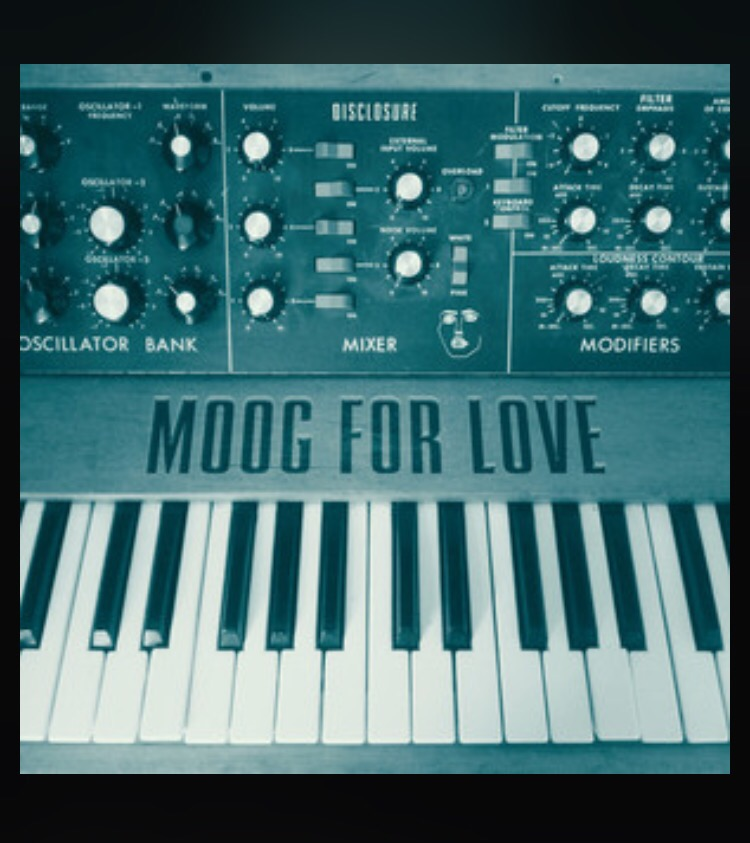 Listen to Moog for Love by Disclosure