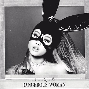 For your half year consideration: Dangerous Woman by Ariana Grande