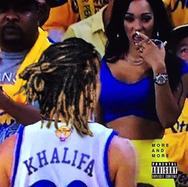"Wiz Khalifa releases new track ""More & More"""