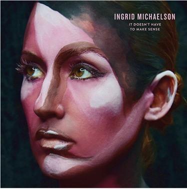 Ingrid Michaelson releases cover art & album releasedate.
