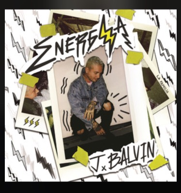 "Listen to ""Energia"" by J Balvin"