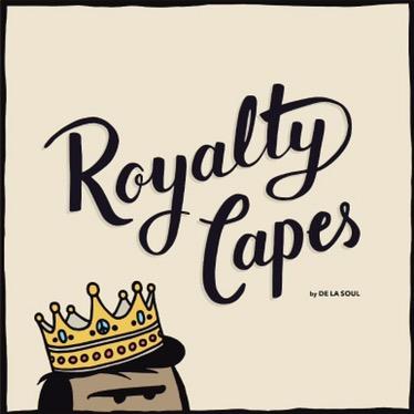 """De La Soul releases """"Royalty Capes"""""""