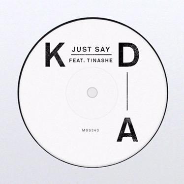 """KDA & Tinashe get vibrant in """"JustSay"""""""