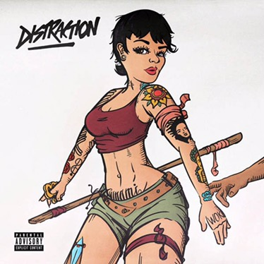 """Kehlani releases new track """"Distraction"""""""