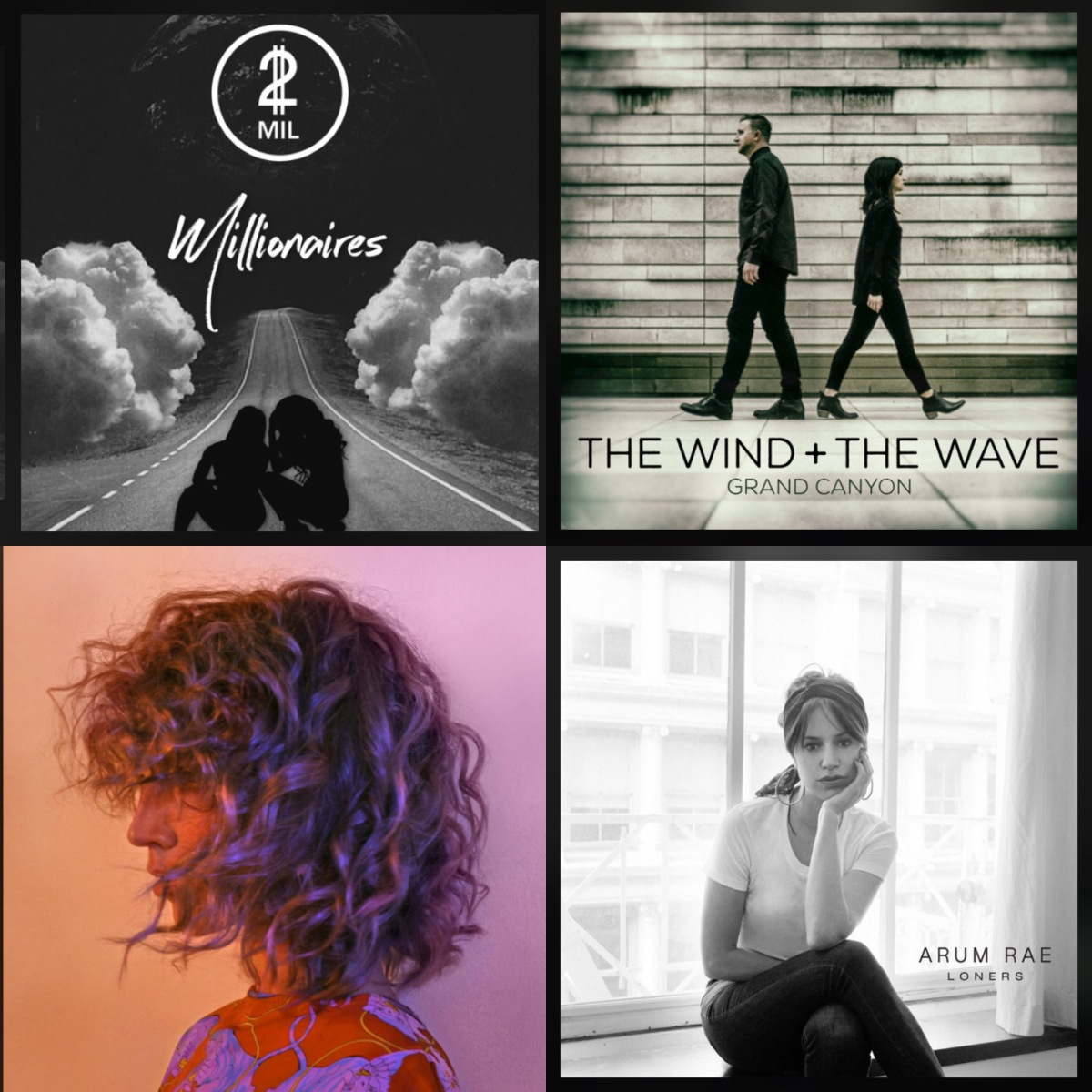 Daily Buzz Tracks: The Wind and The Wave, Myzica, Arum Rae, DJ Snake, 2mil,Maná