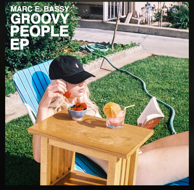 New Music: Groovy People EP by Marc E.Bassy