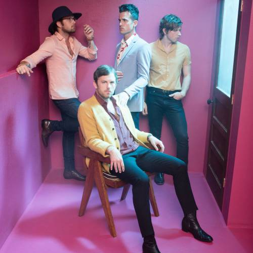 "Kings Of Leon Is Back! Listen to ""Waste A Moment"""