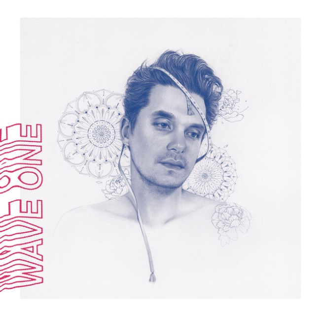 "John Mayer Releases EP ""The Search for Everything-Wave One"""