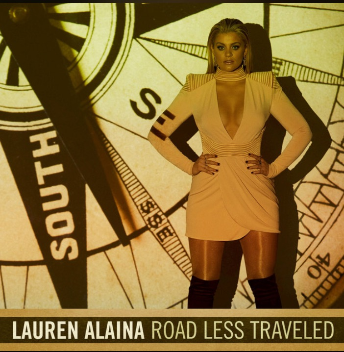 "Out Today: Lauren Alaina ""Road Less Travelled"""