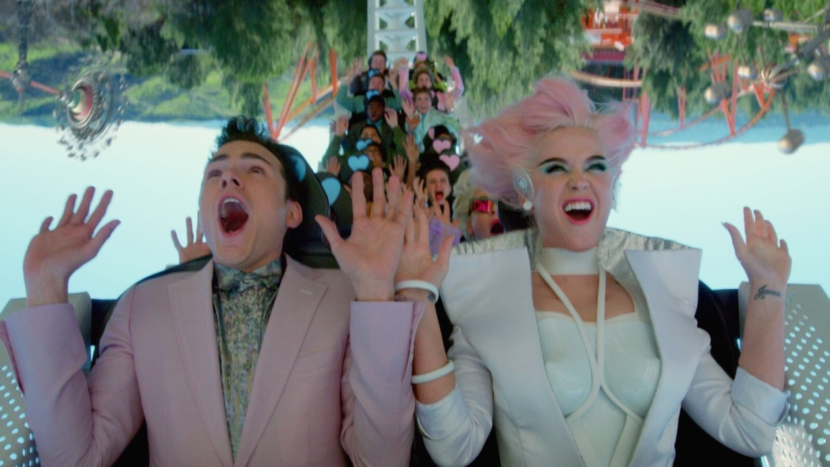 "Katy Perry Releases ""Chained To The Rhythm"" Video"