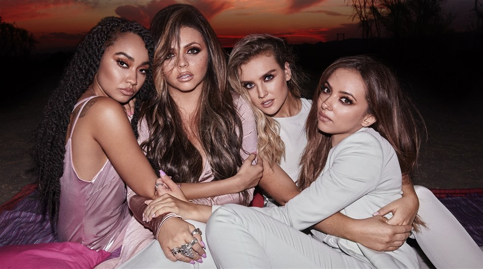 "Little Mix Covers Rihanna's ""Love On The Brain"""