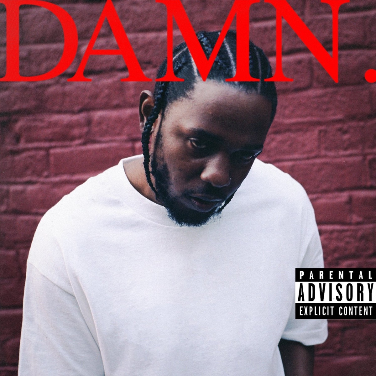 Kendrick Lamar Shows Album Art and Drops Tracklist