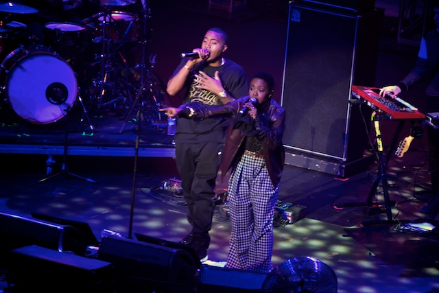 Lauryn Hill and Nas Team Up for North American Tour