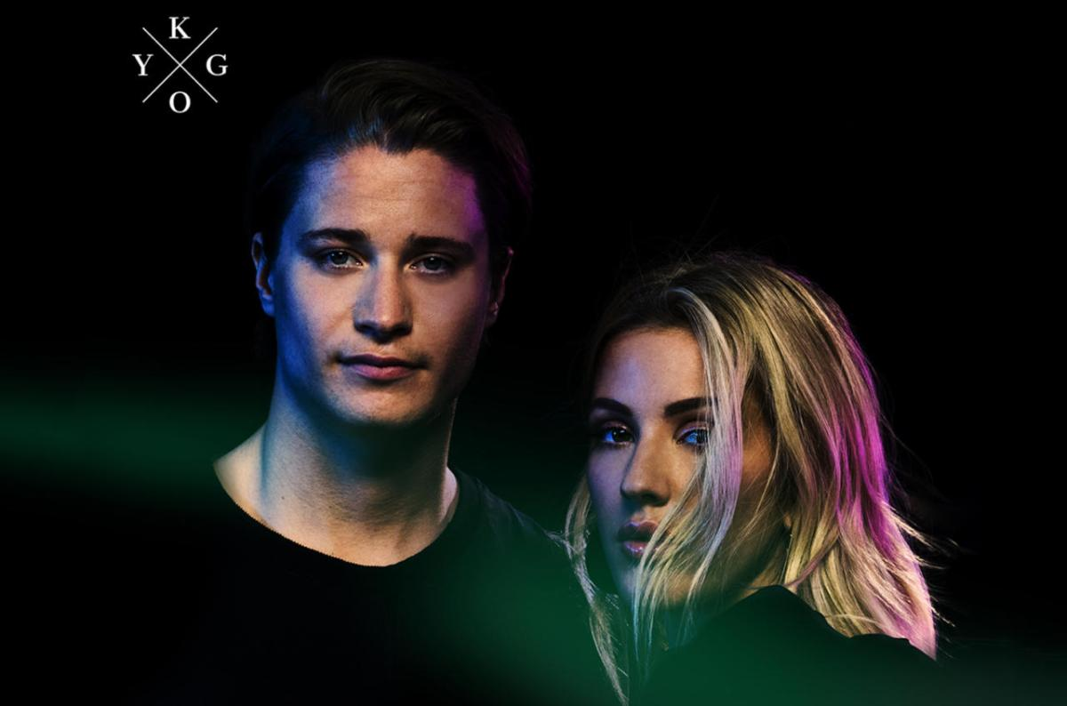 "Ellie Goulding & Kygo Perform ""First Time"" Live"