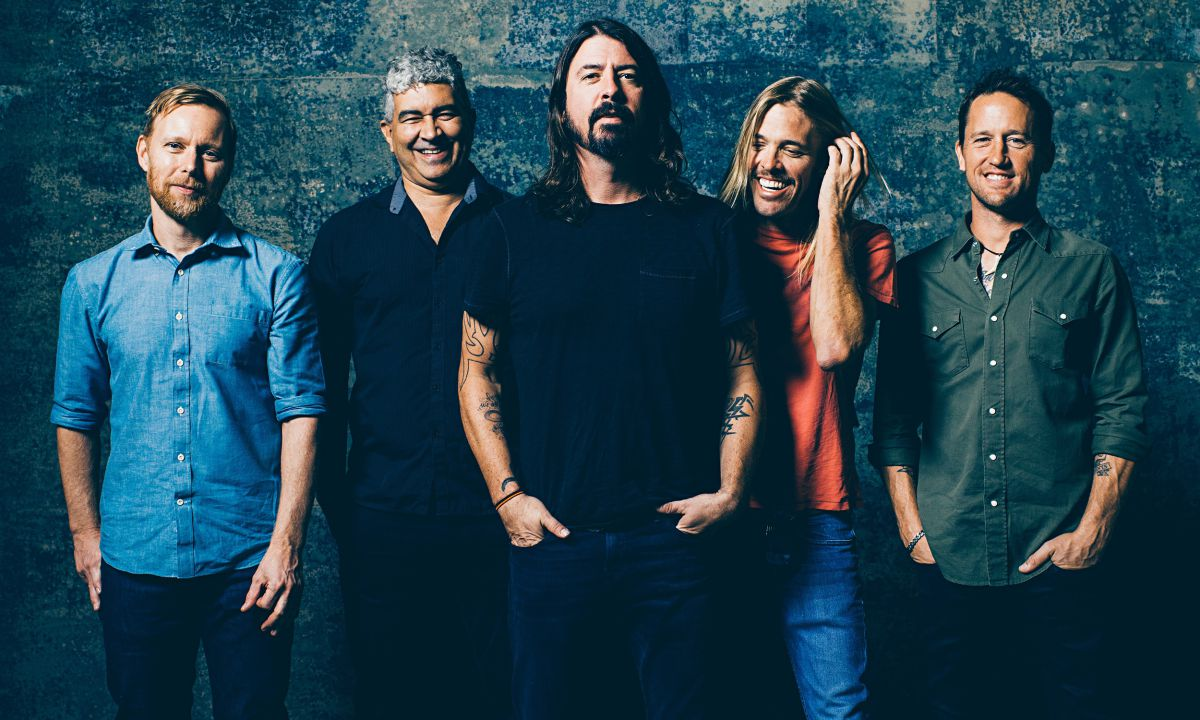 "Foo Fighter Release Video for New Track ""Run"""